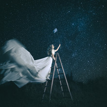 Rova Fineart - Simone Betz, Catching stars (Germany, Europe)