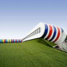 Sport (Teletubbie-Edition) - fotokunst von Oliver Matziol