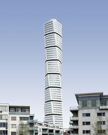 Oliver Matziol, Turning Torso (Sweden, Europe)