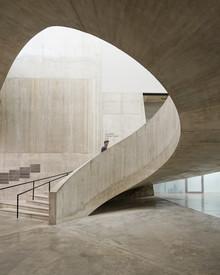 Oliver Matziol, Concrete Staircase (United Kingdom, Europe)
