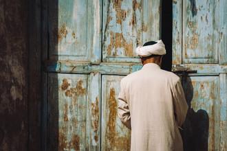 Manuel Gros, Der Muezzin // Turpan - China (China, Asien)