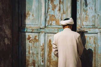 Manuel Gros, The Muezzin // Turpan - China (China, Asia)