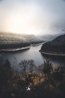 Lukas Litt, Ein ruhiger Winterabend (Deutschland, Europa)