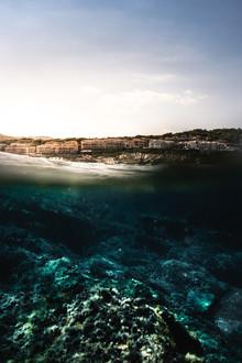 Cala Mesquida - fotokunst von Lukas Litt