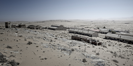 Norbert Gräf, at the end of nowhere #2 (Namibia, Afrika)