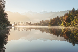 Manuel Gros, Lake Matheson // New Zealand (New Zealand, Oceania)