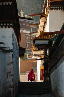 Manuel Gros, Labrang Kloster // Xiahe, China (China, Asien)