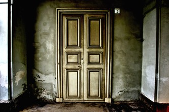 Michael Schaidler, secret door (Germany, Europe)