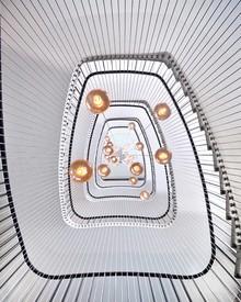 Roc Isern, White spiral (Schweiz, Europa)