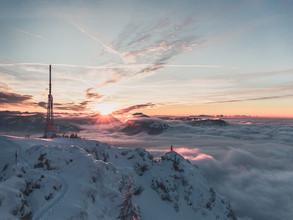 Daniel Weissenhorn, Handstand über den Wolken (Deutschland, Europa)