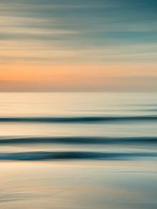 Holger Nimtz, Sunset at the coast (Germany, Europe)