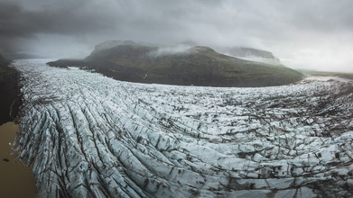 Roman Huber, Glacier tongue in Iceland (Iceland, Europe)