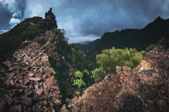 Jean Claude Castor, Teneriffa Masca Schlucht Panorama (Spanien, Europa)