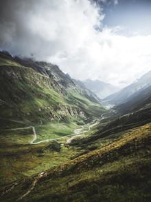 Roman Huber, Summer in the Paznaun Valley (Austria, Europe)