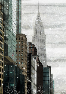 Katherine Blower, New York in the Winter (Großbritannien, Europa)