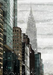 Katherine Blower, New York in the Winter (Großbritannien, Europa)