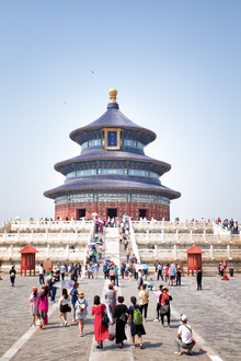 Oona Kallanmaa, Temple of Heaven (China, Asia)