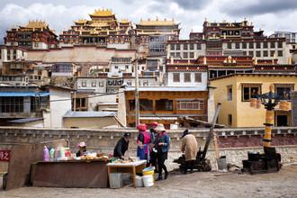 Oona Kallanmaa, Shangri-La (China, Asien)
