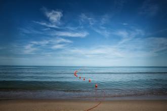 To the sea - fotokunst von Oona Kallanmaa