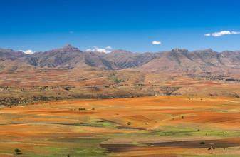 Dirk Steuerwald, Bunte Berge Lesothos (Lesotho, Afrika)