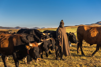 Dirk Steuerwald, Hüter und Behütete (Lesotho, Africa)