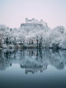 Sebastian 'zeppaio' Scheichl, Icy castle (Austria, Europe)