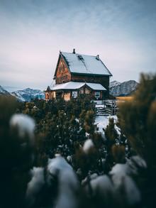 Sebastian 'zeppaio' Scheichl, Mountain hut (Austria, Europe)