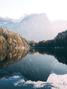 Sebastian 'zeppaio' Scheichl, Autumnal reflection (Austria, Europe)