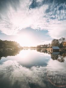 Sebastian 'zeppaio' Scheichl, Sunset in Finland (Finland, Europe)
