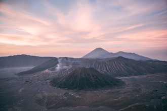 Sebastian 'zeppaio' Scheichl, Sunrise at mount Bromo (Indonesien, Asien)