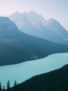 Sebastian 'zeppaio' Scheichl, Blue mountains (Canada, North America)