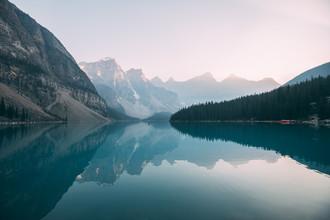 Sebastian 'zeppaio' Scheichl, Sunset reflection (Canada, North America)