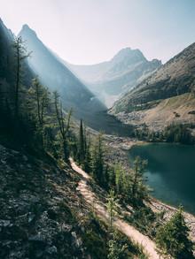 Sebastian 'zeppaio' Scheichl, The path (Canada, North America)