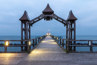 Christoph Schaarschmidt, Seebrücke Sellin (Deutschland, Europa)