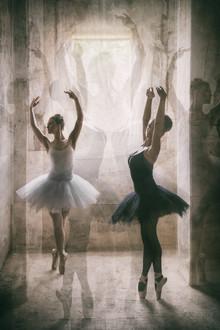 Roswitha Schleicher-Schwarz, Ballett-Training (Tschechische Republik, Europa)