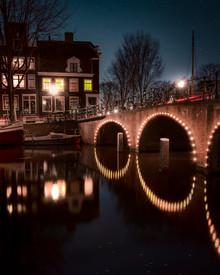 Vincenzo Romano, Amsterdam lights (Netherlands, Europe)