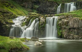 Anke Butawitsch, soft flowing water (Island, Europa)