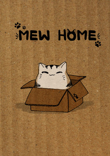 Katherine Blower, Mew Home (, )