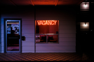 Sebastian Trägner, Vacancy (United States, North America)
