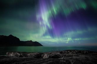 Sebastian Worm, Polarlicht II (Norwegen, Europa)