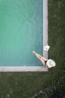 Studio Na.hili, Summer at the Pool (Deutschland, Europa)