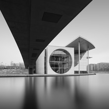 Regierungsviertel in Berlin - Fineart photography by Ronny Behnert