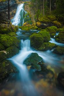 Martin Wasilewski, Golling Waterfall (Germany, Europe)