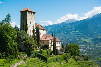 Peter Wey, Schloss Lebenberg (Italien, Europa)
