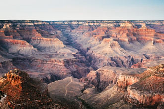Peter Wey, Grand Canyon at sunset, South Rim (American Samoa, Oceania)
