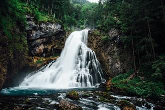 Peter Wey, Gollinger Wasserfall (Österreich, Europa)