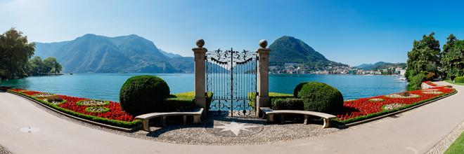 Peter Wey, Lago di Lugano (Schweiz, Europa)