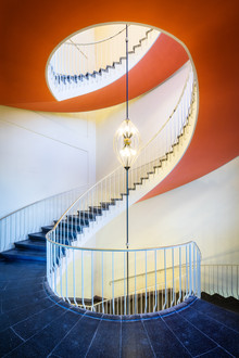 Christoph Schaarschmidt, stairway (Germany, Europe)