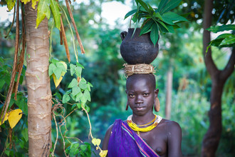 Miro May, Suri Garden (Ethiopia, Africa)