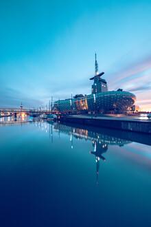 Franz Sussbauer, Klimahaus und Sail City (Deutschland, Europa)